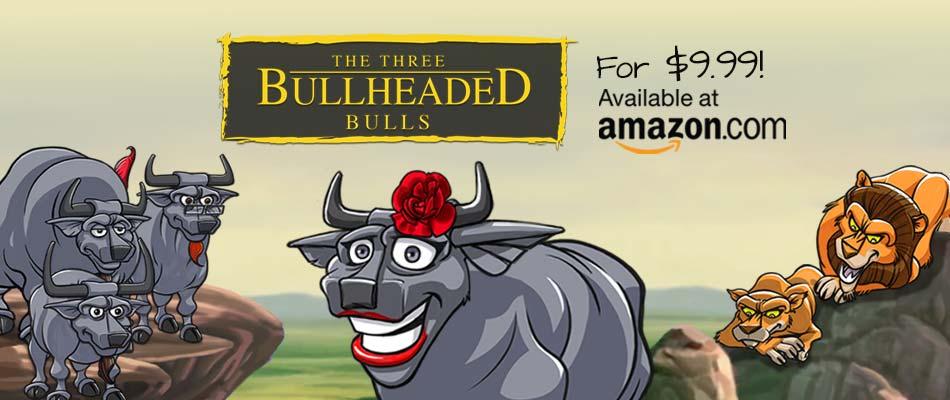 The Three Bull-headed Bulls by Velma Cato