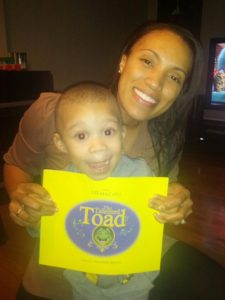 The Talented Toad. Froggy main fan!